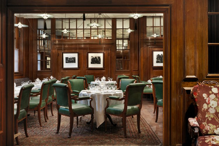 Lutyens Grill - The Ned