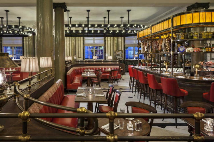 Holborn Dining Room - best Holborn restaurants