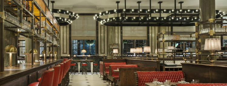 Holborn Dining Room - best restaurant in every London neighbourhood