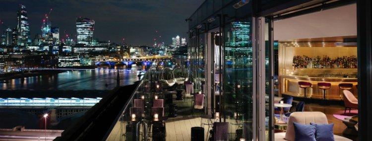 Rumpus Room - rooftop bars in London
