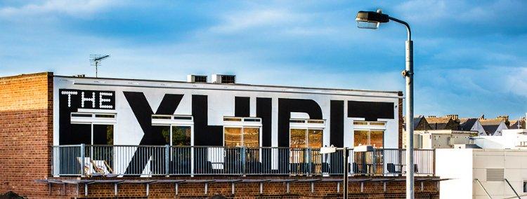 Exhibit Balham - rooftop bars in London
