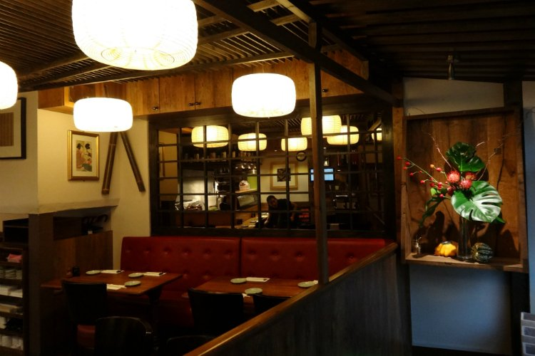 Jin Kichi - best sushi restaurants London