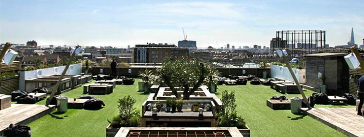 Netil 360 - rooftop bars in London