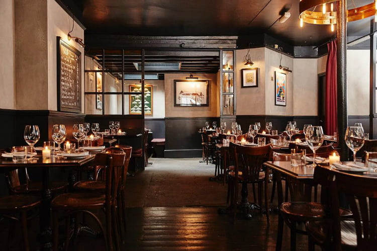Noble Rot - best restaurants in london