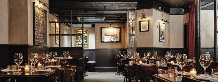 Noble Rot best restaurant in every London neighbourhood
