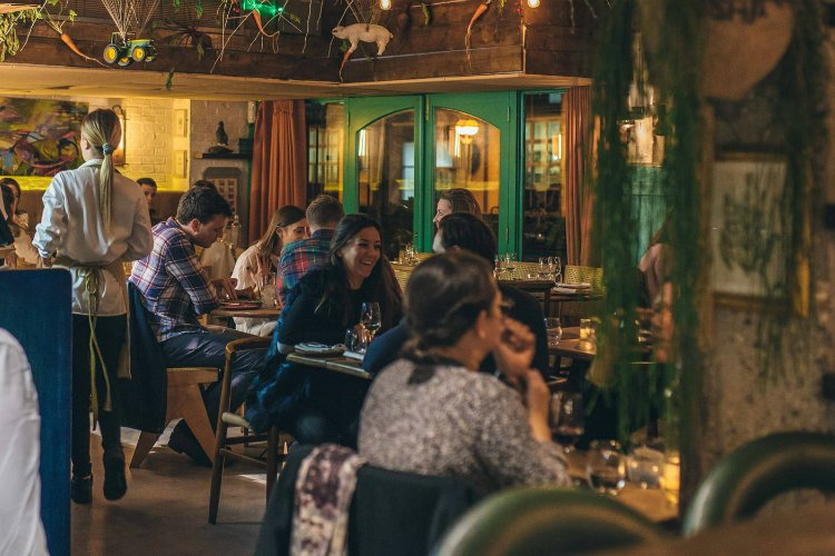 Nutbourne - best restaurants in London
