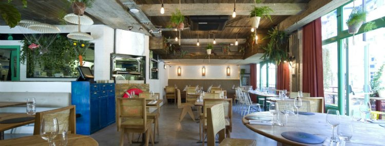 Nutbourne best restaurant in every London neighbourhood