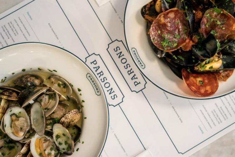 Parsons - best restaurants in London