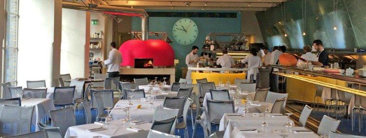 River Café best restaurant in every London neighbourhood