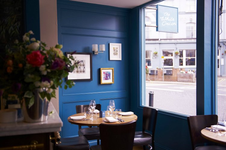 The White Onion - best restaurants in London