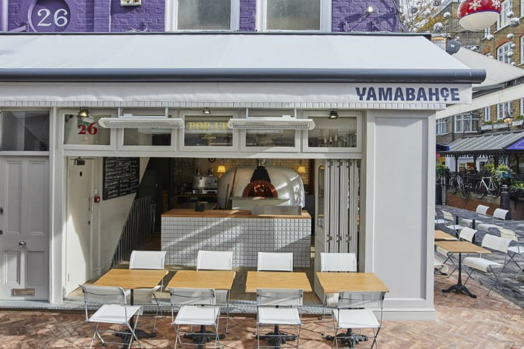 Yamabahce al fresco dining guide