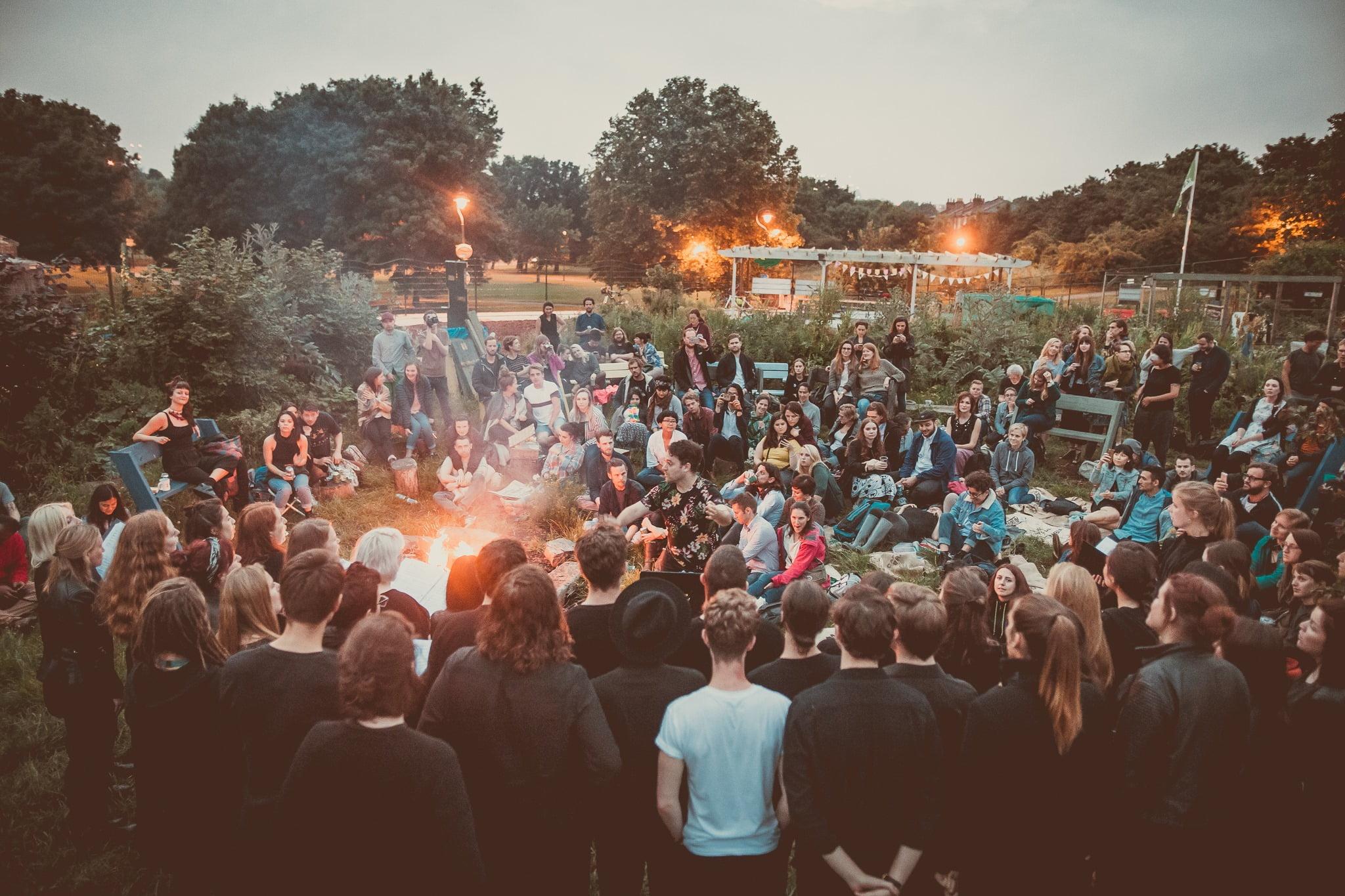summer date ideas london