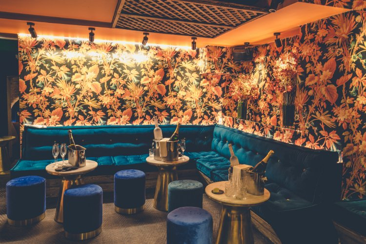 Meraki Bar Speakeasy London