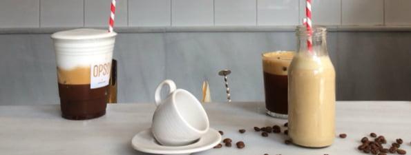 best iced coffee in london