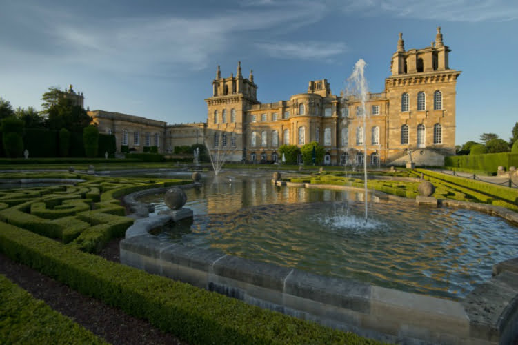 Blenheim palace day trips from london