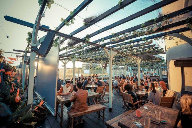 FEST Camden rooftop bar