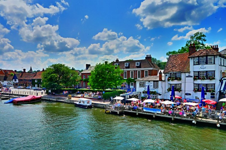 Henley on Thames day trips from london