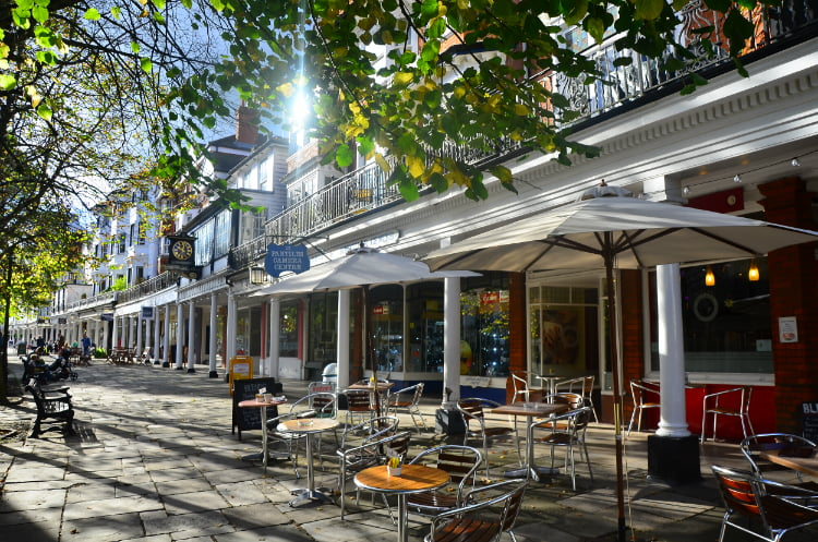 Tunbridge Wells day trips from london