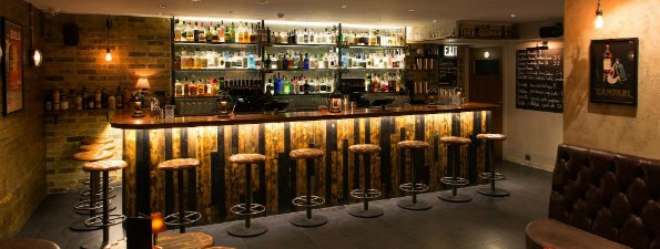 214 Bermondsey - London's best gin bars