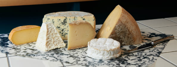best places in London to eat cheese