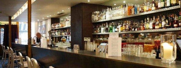 Baltic Bar: London's best vodka bars