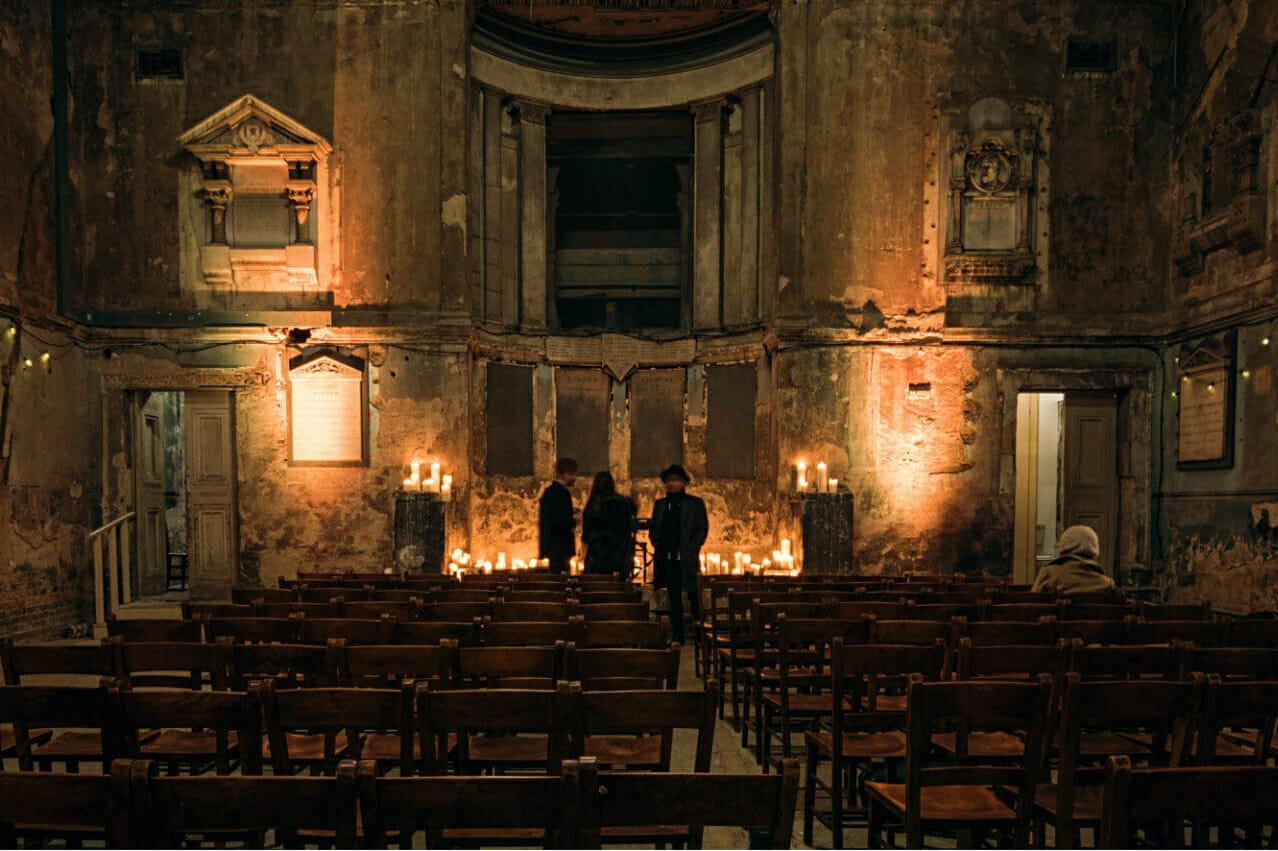 Candlelit concerts autumn date ideas