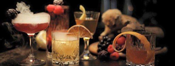 Ladies and Gentlemen - London's best gin bars