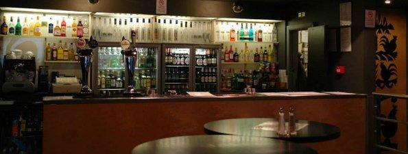 Bar Polski - London's best vodka bars