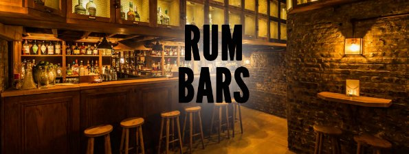 Rum - London Spirits Bar