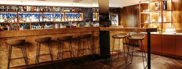 Samarkand - London's best vodka bars