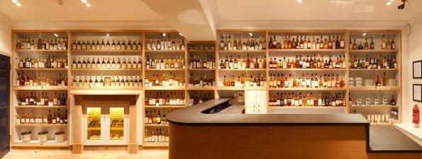Soho Whisky club - london's best whisky bars