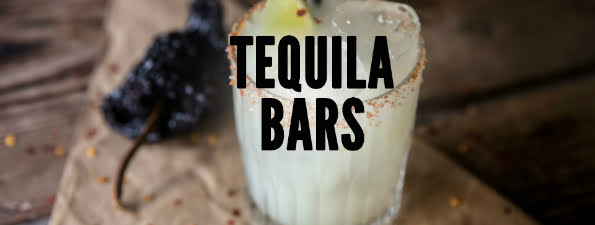Tequila - London Spirits Bar