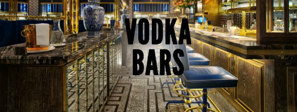 Vodka - London Spirits Bar