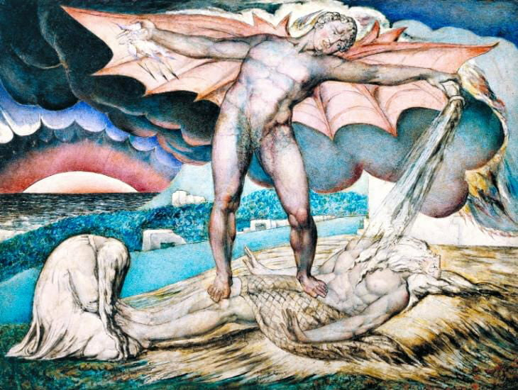William Blake date ideas