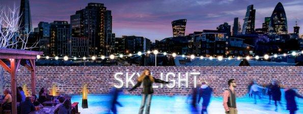 Skylight Winter Pop Ups