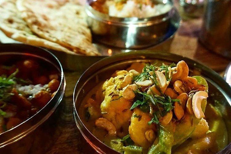 Spice Box - best vegan street food London