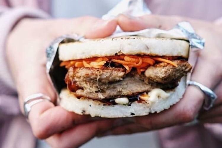 Sticky Bundits - best vegan street food