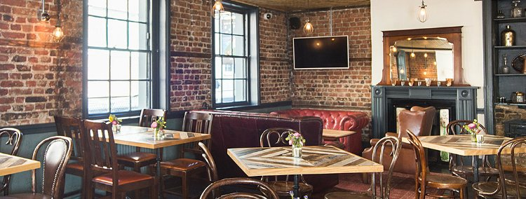 Owl & Pussycat - best london pubs with open fires
