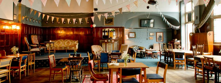 Antelope - best london pubs with open fires