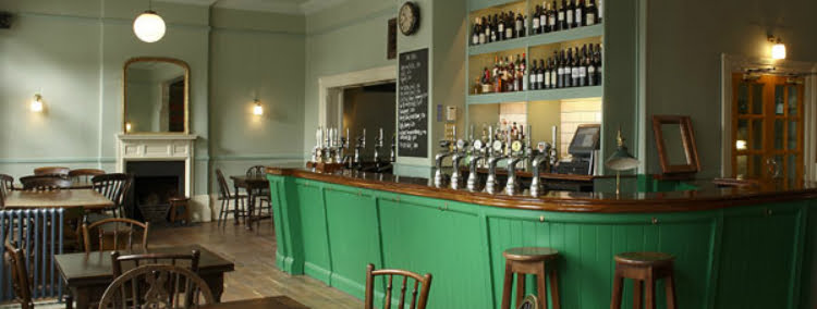 Drapers Arms - best london pubs with open fires