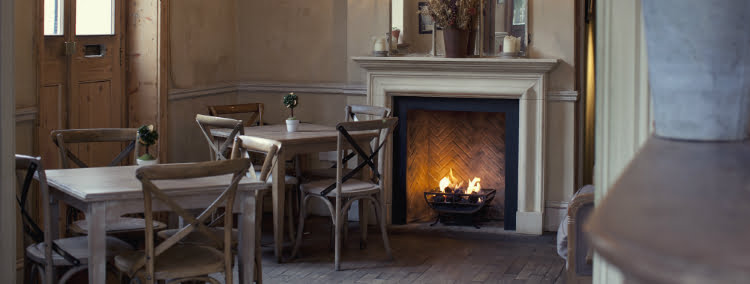 The Orange - best london pubs with open fires