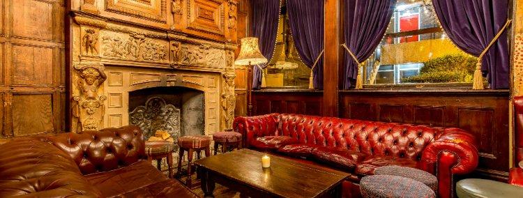 Old Queen's Head - best london pubs with open fires