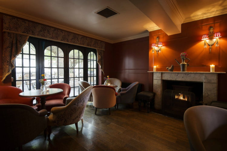 Albion - best London pubs with open fires