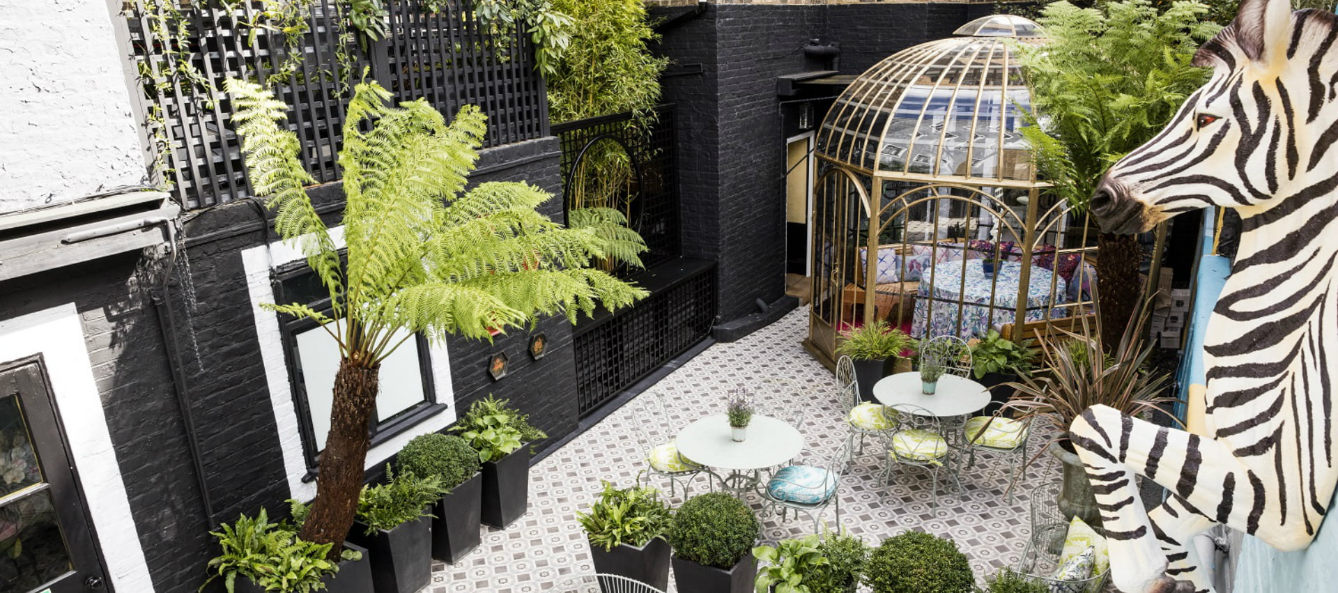 London 39 s best boutique hotels the nudge the insiders for Boutique hotel uk