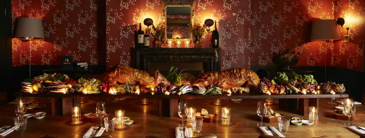 The best of london 39 s private dining rooms the nudge for Best private dining rooms soho