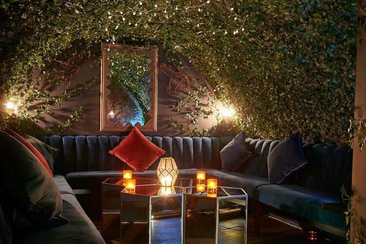 Eve Bar covent garden