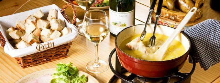 Fondue - 100 London Date Ideas