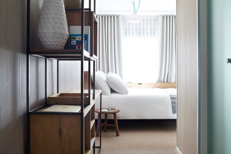 Good Hotel London - boutique hotels London