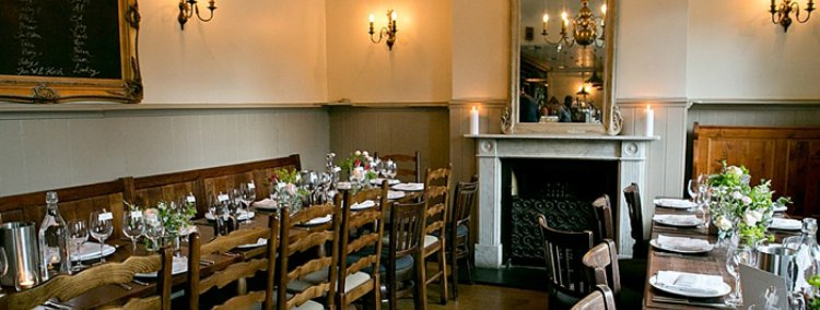 The Albion - best london pubs with open fires