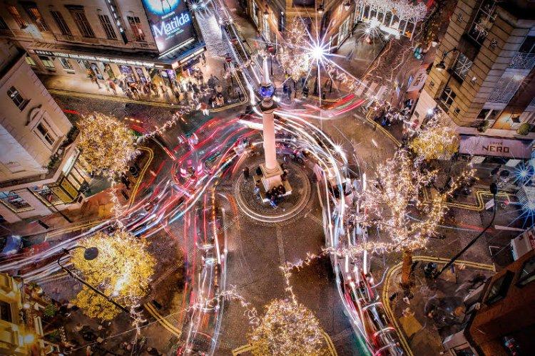 Seven Dials Christmas Lights 2018